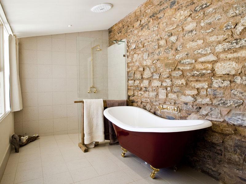 Arkaba Flinders Ranges - Guest Bathroom