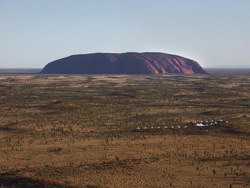 Uluru (Ayres Rock) - Longitude 131