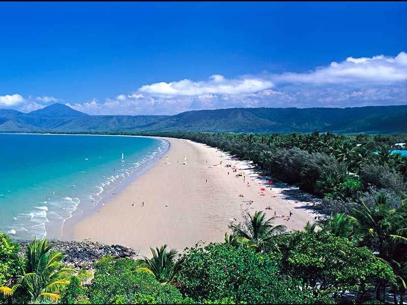 Port Douglas - 4 Mile Beach