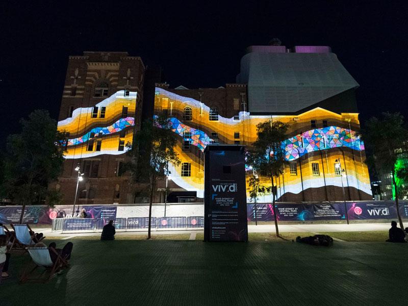 Sydney - Vivid Festival