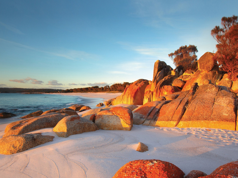 Tasmania - Bay of Fires