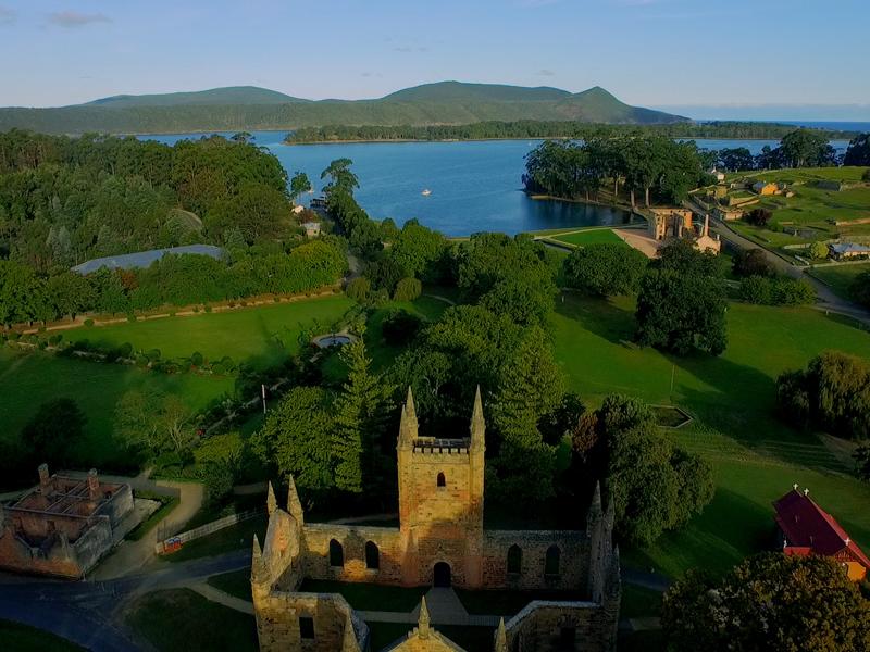 Tasmania - Port Arthur