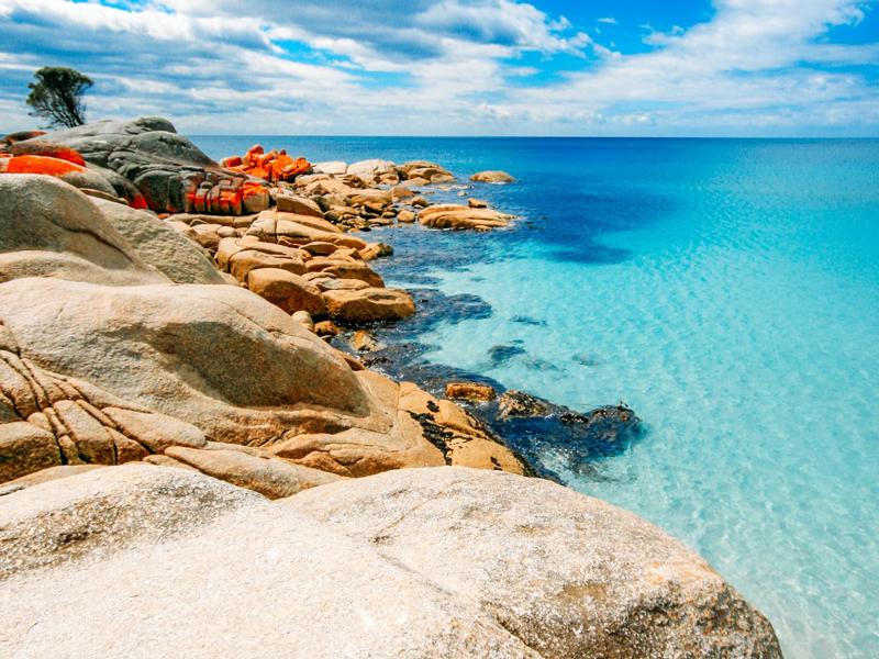 Tasmania - Binalong Bay