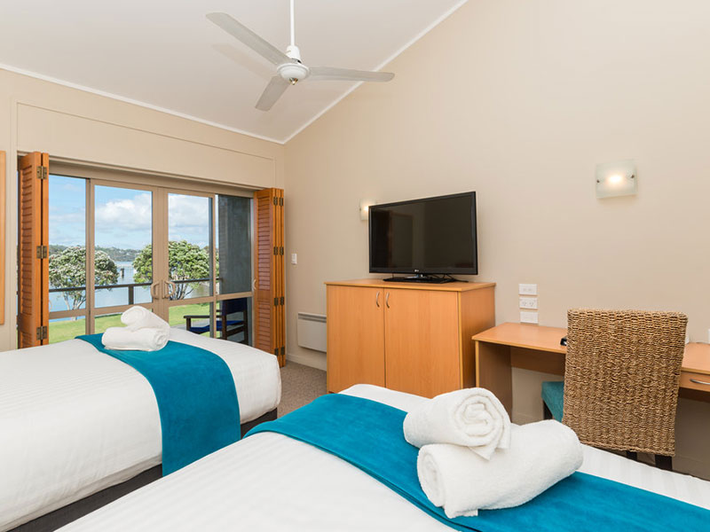 Copthorne Hotel & Resort Bay of Islands - Superior Harbour View Room