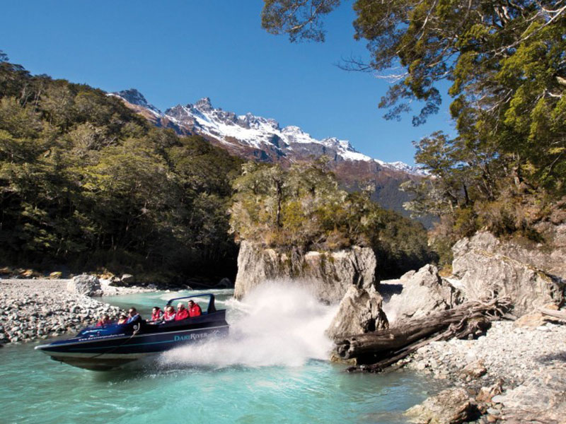 Dart River Jet Queenstown