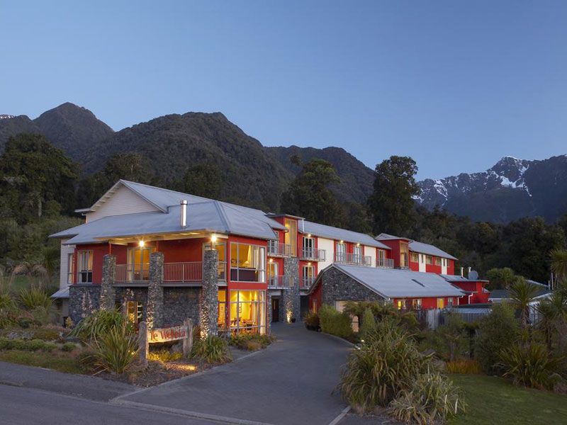 Distinction Fox Glacier Boutique Hotel