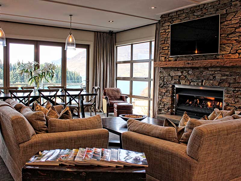 Eichardts Private Hotel - Residence Lounge