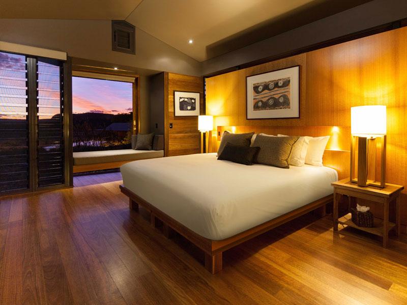 El Questro Homestead - Clifftop Retreat Bedroom