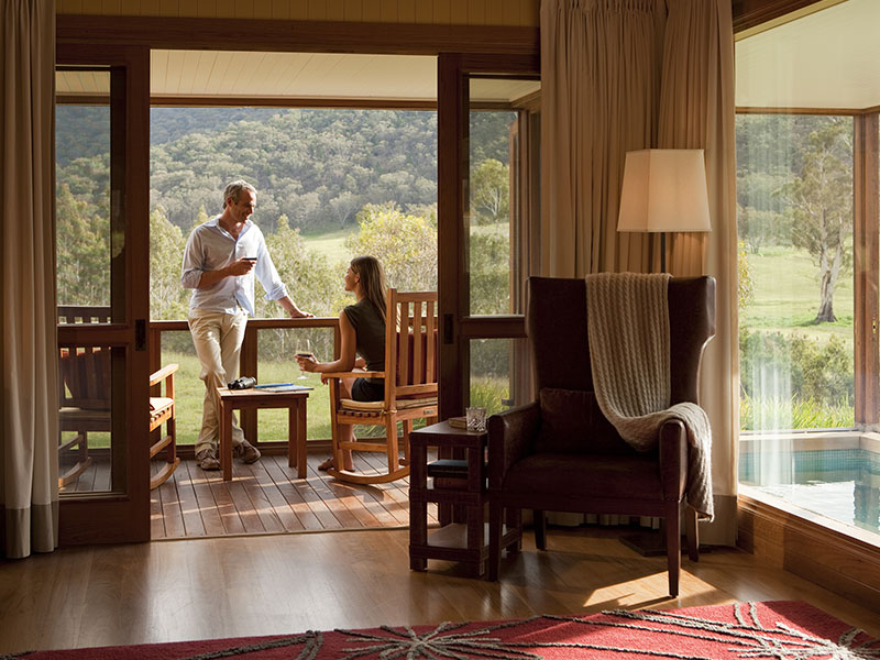 Emirates One&Only Wolgan Valley  - Wolgan Valley Suite