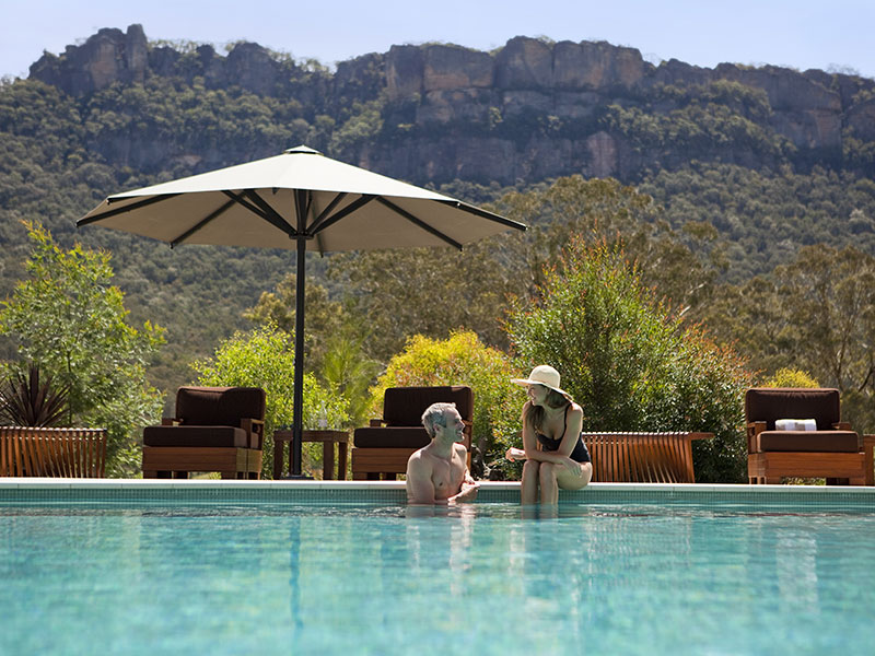 Emirates One&Only Wolgan Valley - Pool