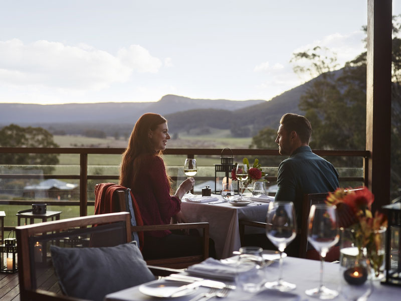 Emirates One&Only Wolgan Valley - Dining