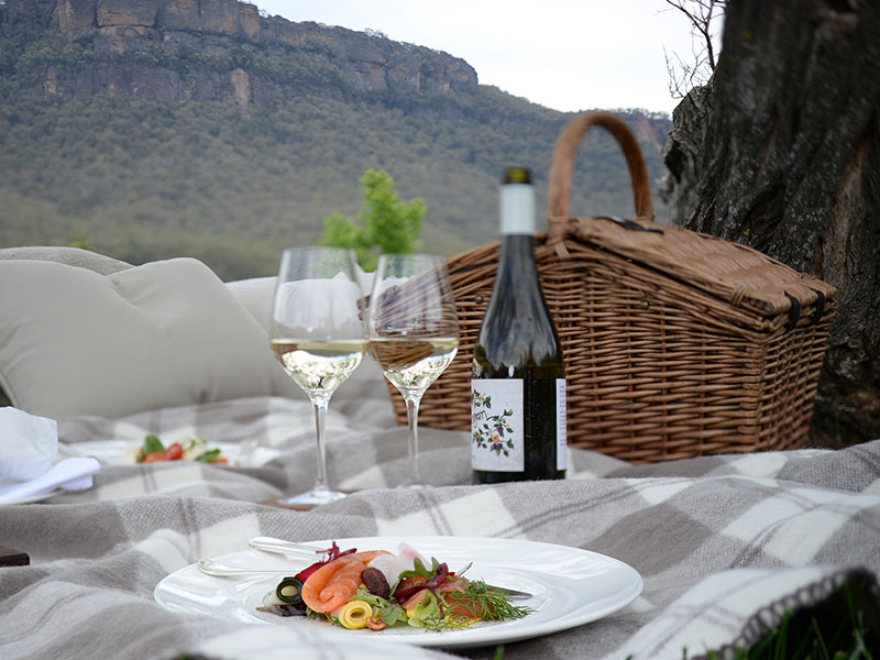 Emirates One&Only Wolgan Valley - Picnic