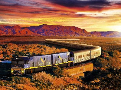 Essential Australia by Rail: Two spectacular Rail Journeys across the Continent