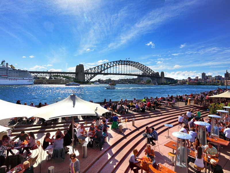 Sydney Opera Bar