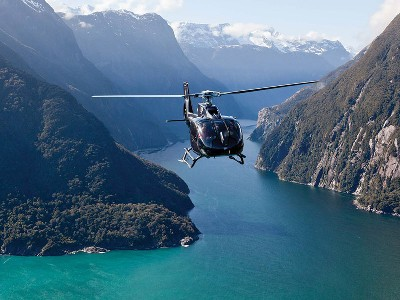 Fly Savor Sip & Sail Luxury New Zealand