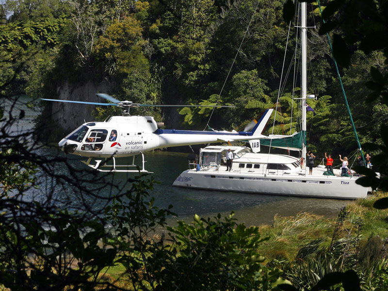 Lake Rotoiti (Private Charter Cruise)