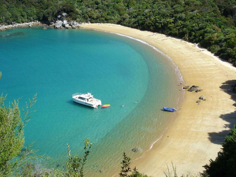 Abel Tasman National Park (Private Charter Cruise)