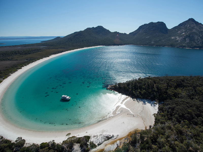 Tasmania - Wineglass Bay Cruise
