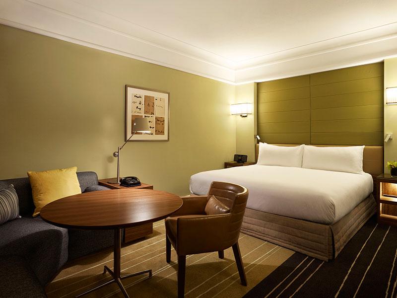 Grand Hyatt Melbourne - Grand King Room