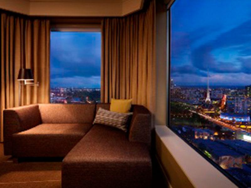Grand Hyatt Melbourne - Grand King Suite