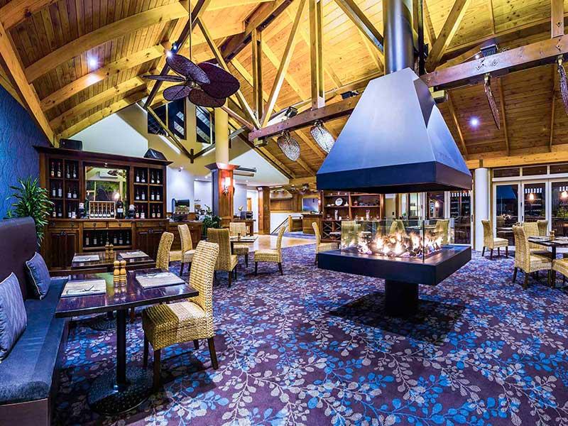 Grand Mercure Puka Park Resort - Lounge