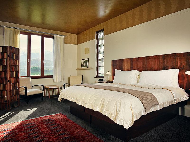 Hapuku Lodge and Tree House - Lodge Suite