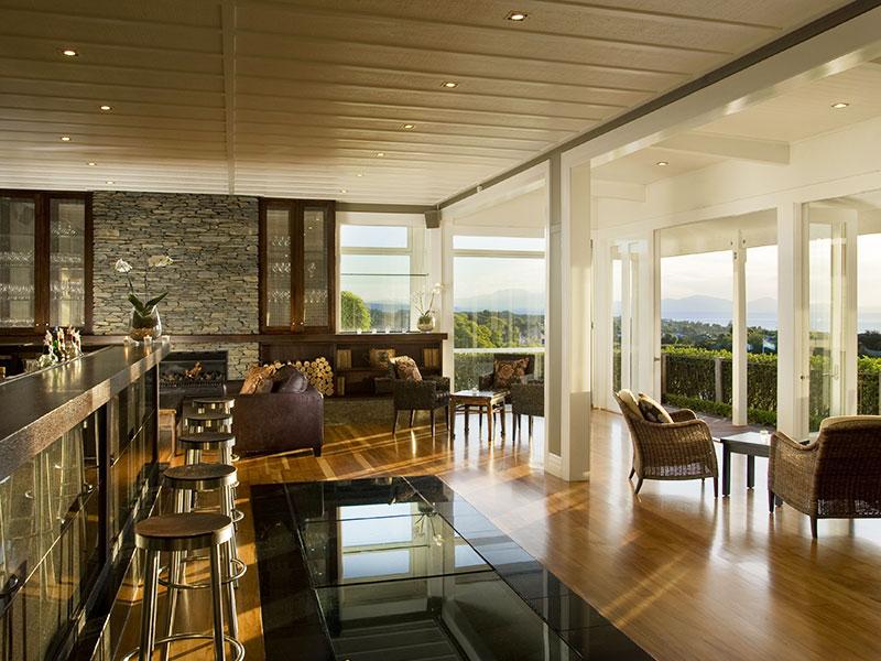 Hilton Lake Taupo - Lounge