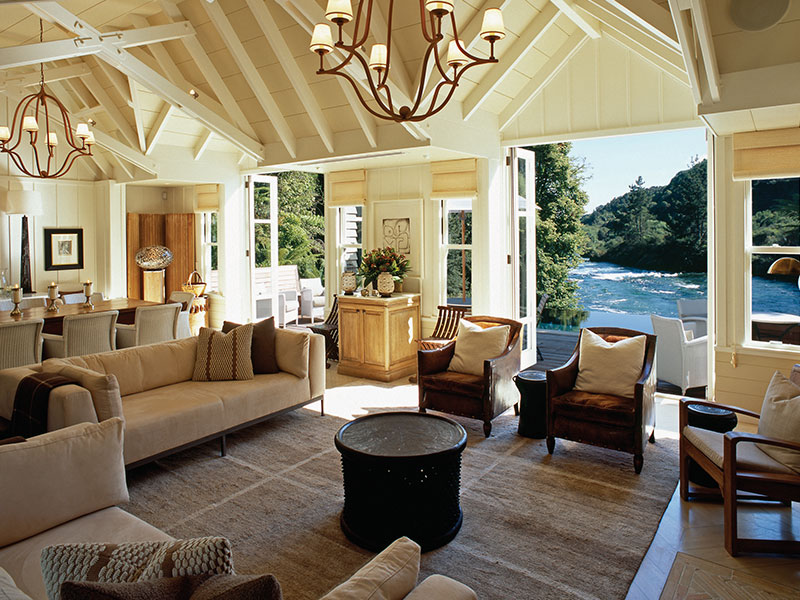 Huka Lodge - Owners Cottage