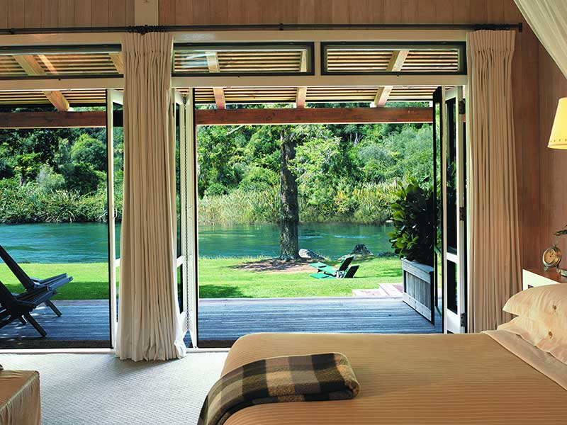 Huka Lodge - Junior Lodge Suite