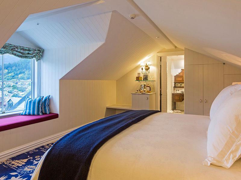 Hulbert House - Mason and Wales Suites