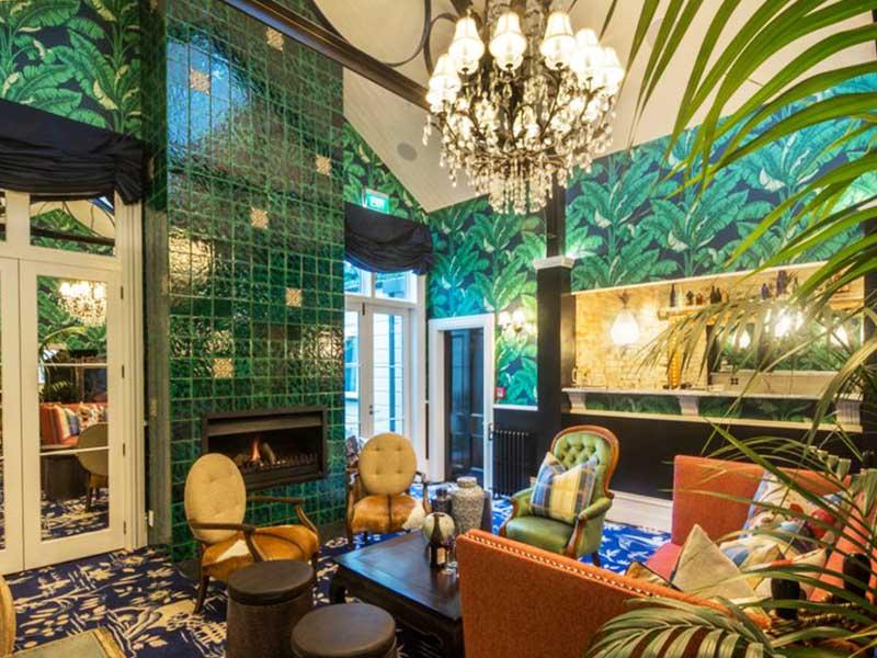Hulbert House - Lounge
