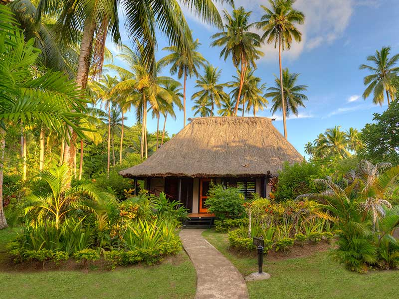 Jean-Michel Cousteau Resort Fiji - Gardenview Bures