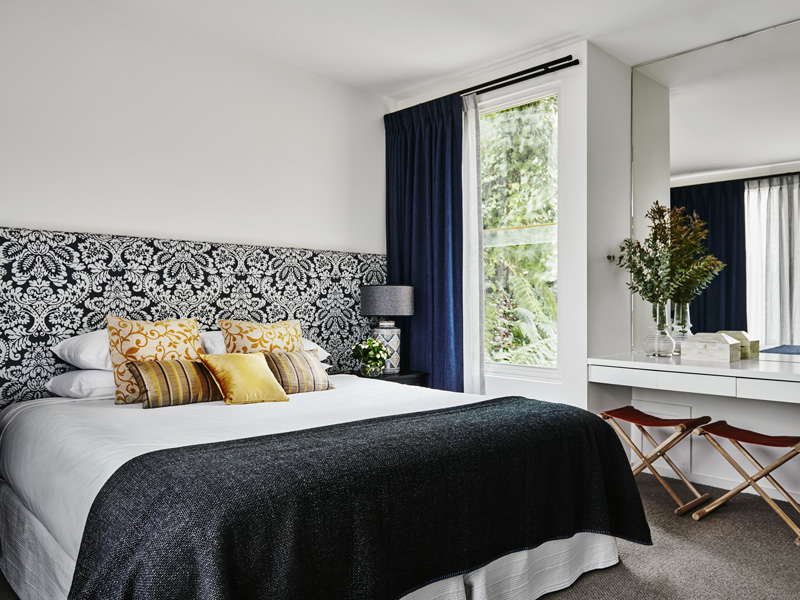 Lake House Daylesford - Waterfront Suite