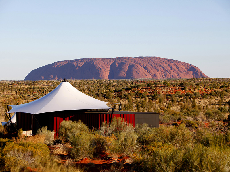Longitude 131 - Dune Pavilion