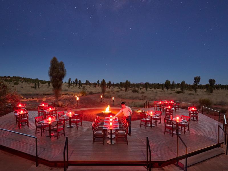 Uluru (Ayres Rock) Longitude 131 Table