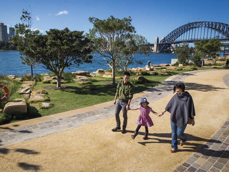 Sydney - Barangaroo