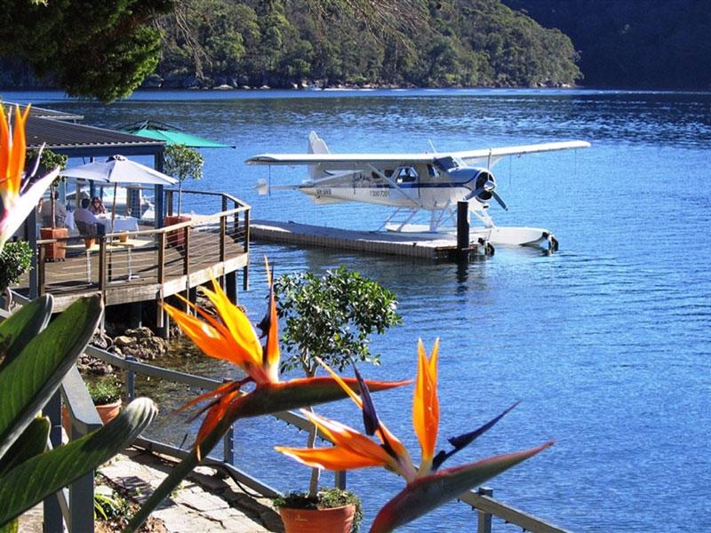 Sydney - Seaplane to Cottage Point