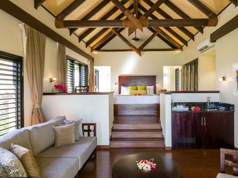 Matamanoa Island Resort - Beach Front Villa