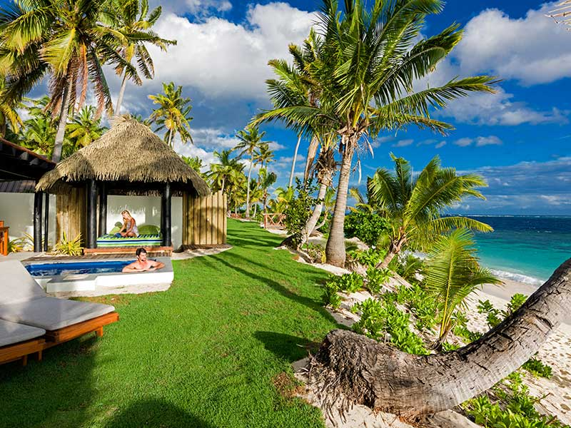 Matamanoa Island Resort - Beach Front Bure