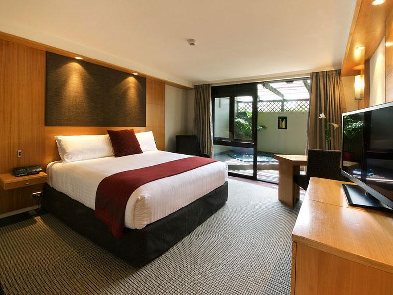 Millennium Rotorua Hotel - Deluxe Room