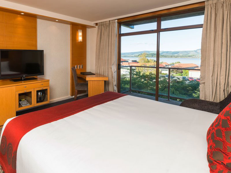 Millennium Rotorua Hotel - Superior Lakeview Room