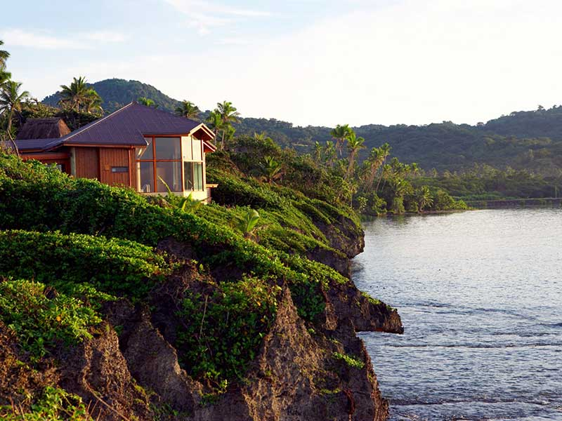 Namale Resort & Spa - Exterior