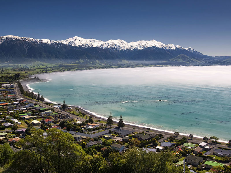 Kaikoura, New Zealand