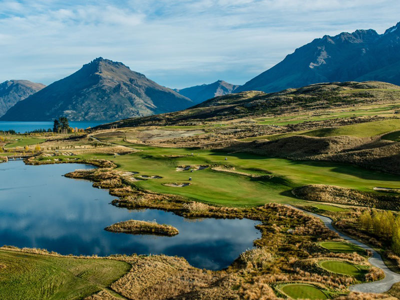 Jacks Point Golf Club, Queenstown