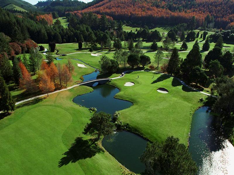 Wairakei Golf Course, Taupo
