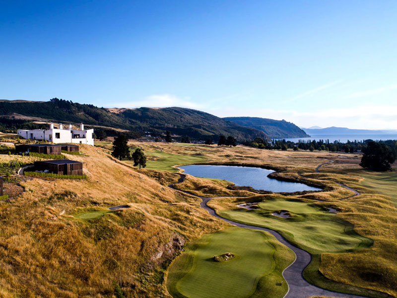 The Kinlock Golf Club, Taupo