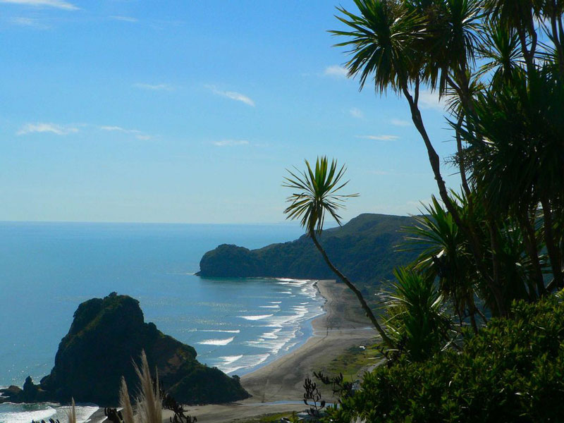 Piha Beach, West Coast Auckland