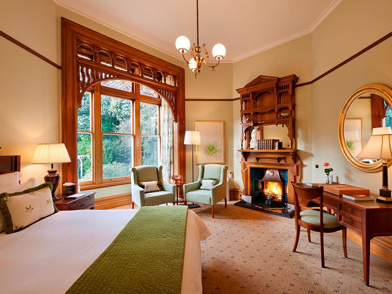 Otahuna Lodge - Botanical Suite