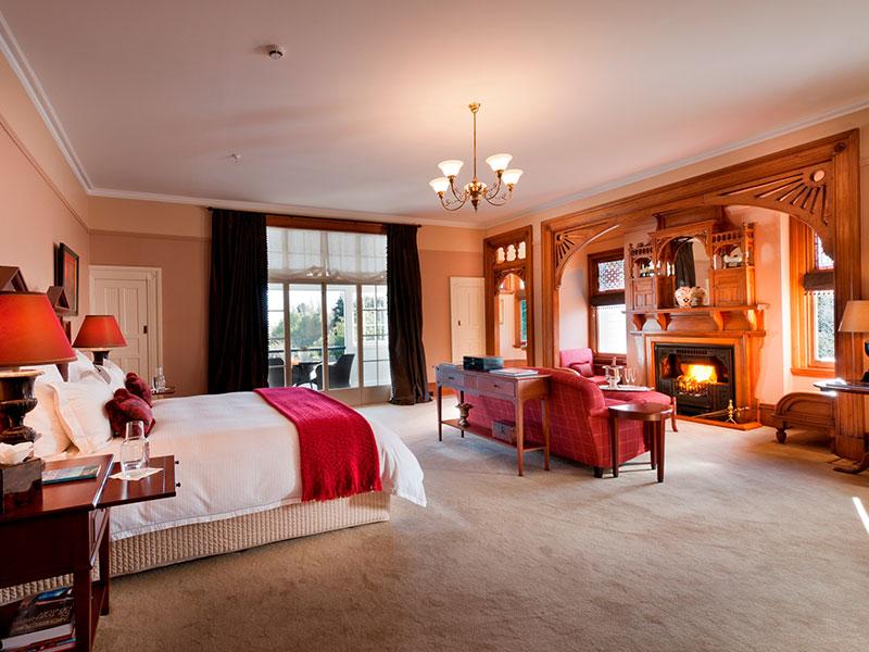 Otahuna Lodge - Rhodes Suite
