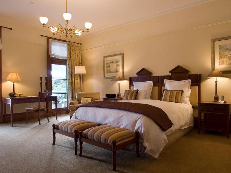Otahuna Lodge - Verandah Suite